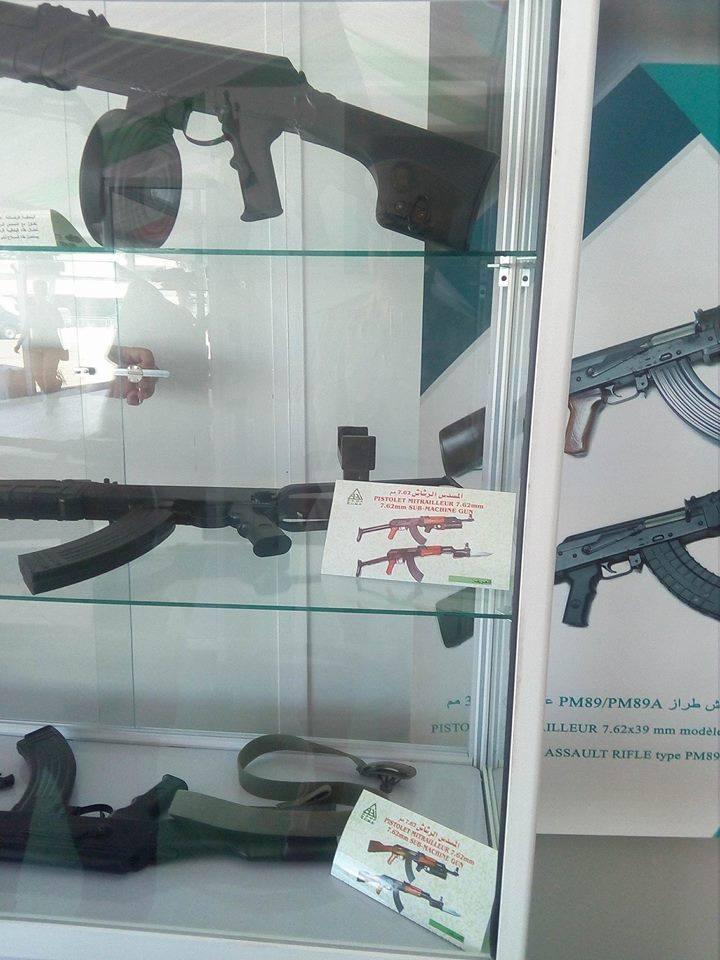 الصناعة العسكرية الجزائرية  [ AKM / Kalashnikov ]  - صفحة 2 35519517741_f0893872cc_o