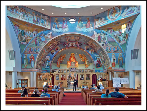 st nicholas greek orthodox church of ann arbor st nichol flickr. Black Bedroom Furniture Sets. Home Design Ideas
