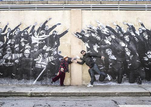 Agnès Varda et JR : Visages, villages