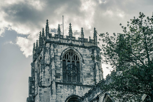 Church Somber HDR | by driz