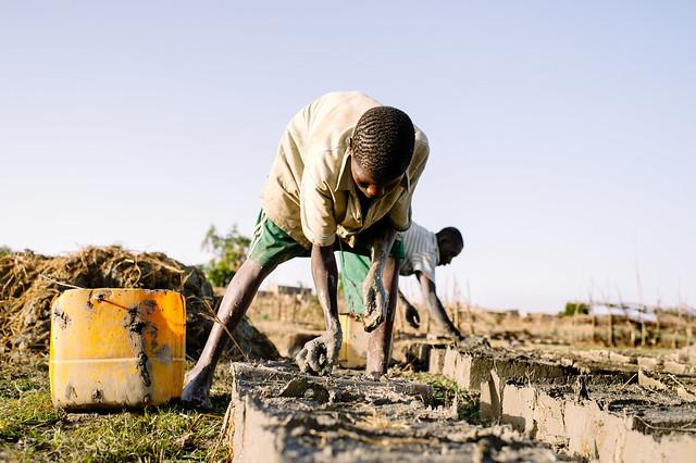Farmers in Afy