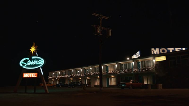 American Gods Motel
