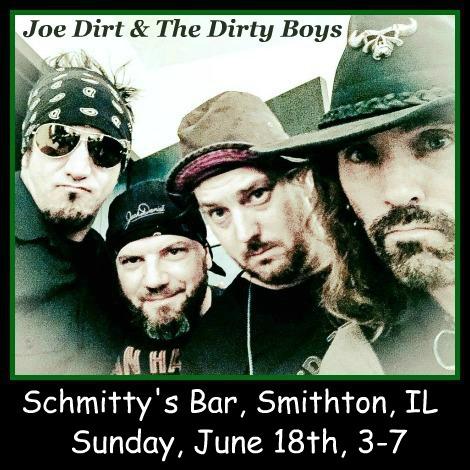 Joe Dirt 6-18-17