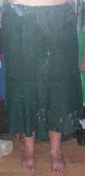 greenSkirt Kwik Sew 3109