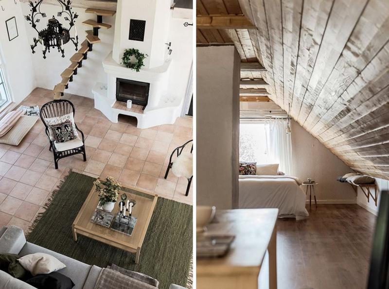 Lovely Swedish Farmhouse