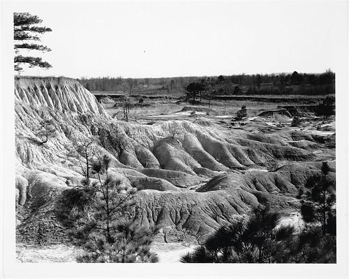 Walker-Evans,-Erosion,-Mississippi,-1936-1
