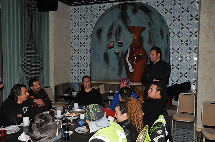 Antalya Motosiklet Festivali başlıyor