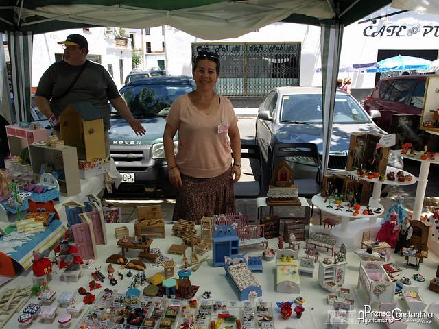 Feria Artesanía Constanitna 11/06/2017