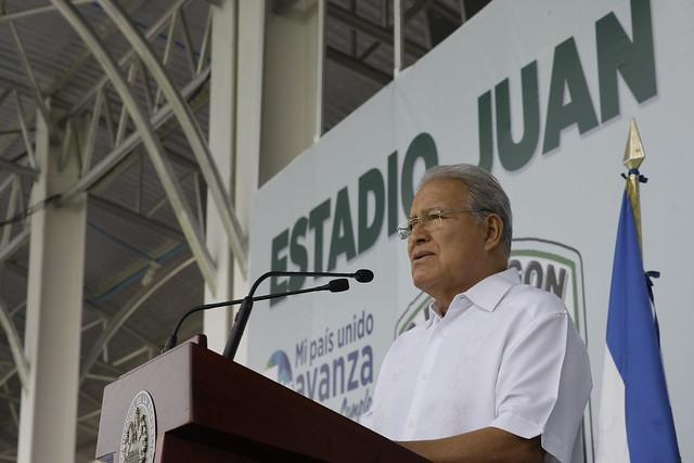 Inauguración de Obras de la Primera Etapa del Estadio Juan Francisco Barraza, San Miguel 1 (46)