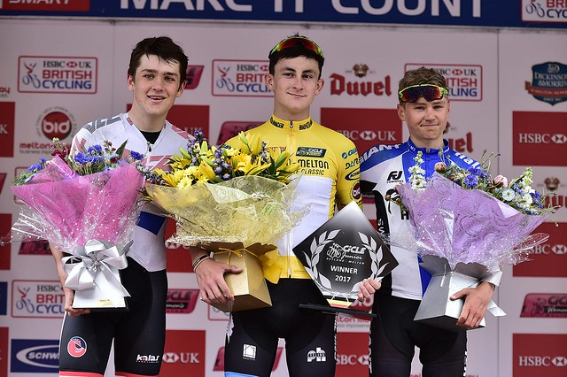 2017 British Cycling Junior Series : CiCLE Classic
