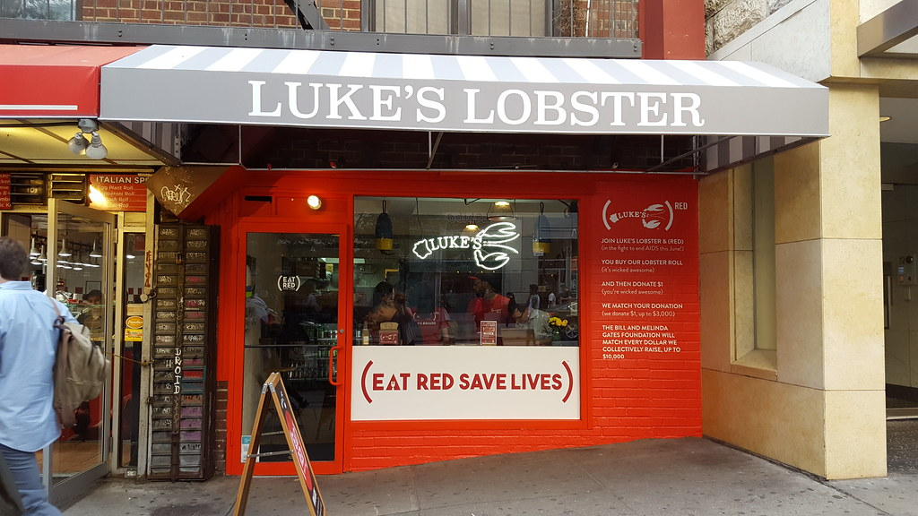 Luke's Lobster Union Square New Location Opening (3)