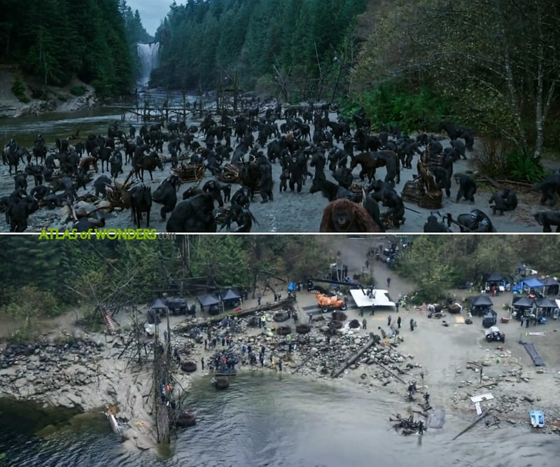 War for the Planet of the Apes Vancouver
