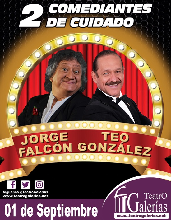 2017.09.01JORGE FALCON Y TEO GONZALEZ