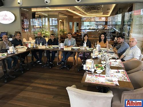 Faruk Güllüoğlu Alanya AGC 'yi ağırladı