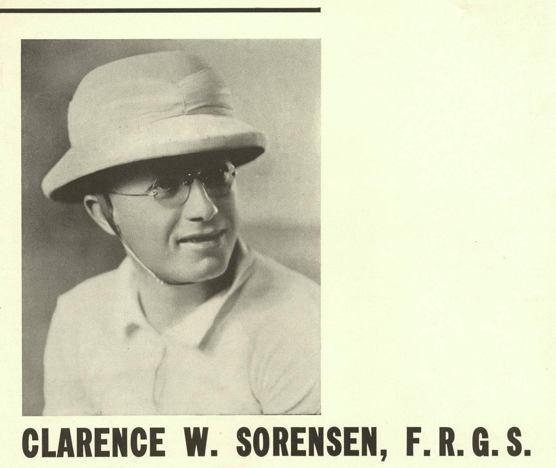 Clarence W. Sorensen