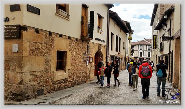 Breve visita a Covarrubias (1)