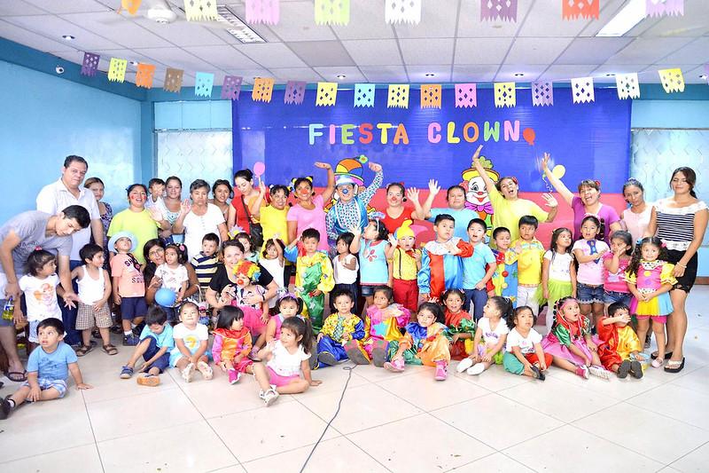Fiesta por el Día de la Educación Inicial (2017)