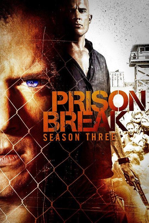 Prison Break - Season 3 - Poster 1