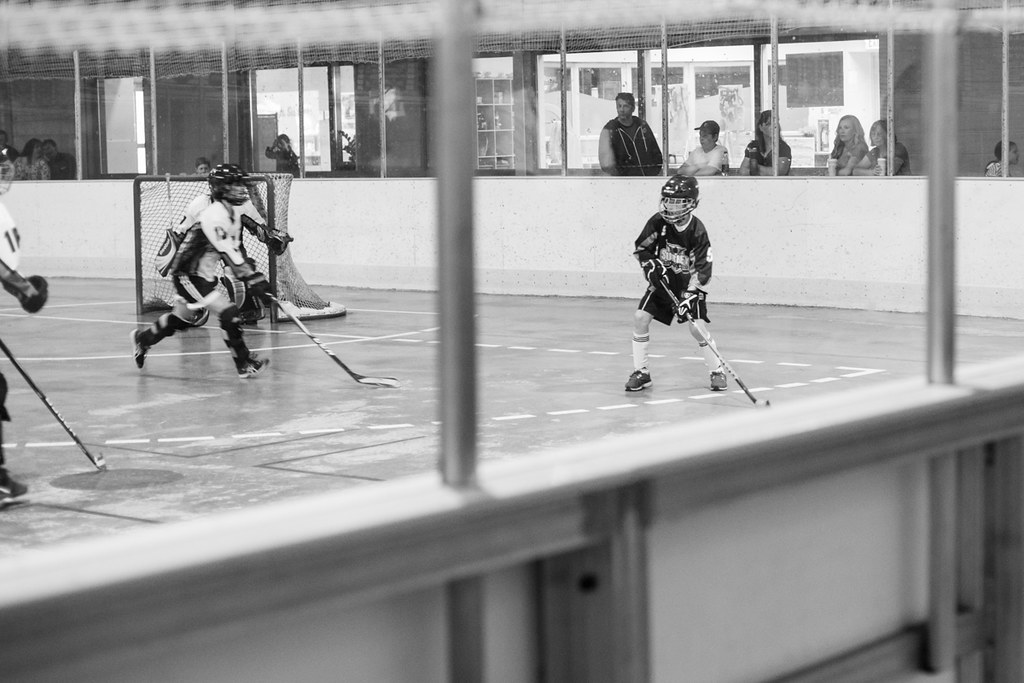 Minor Ball Hockey