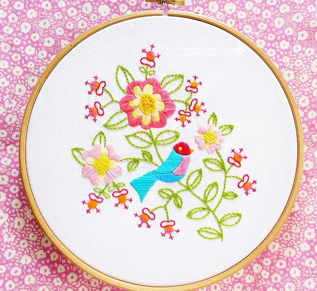 Wild Rose Warbler