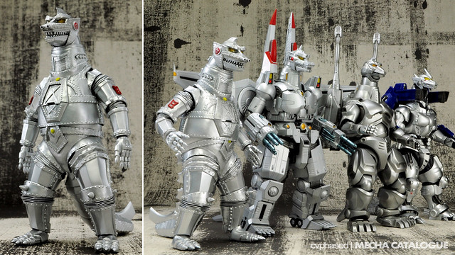 S.H.MonsterArts Showa Mechagodzilla - Official Release Decision