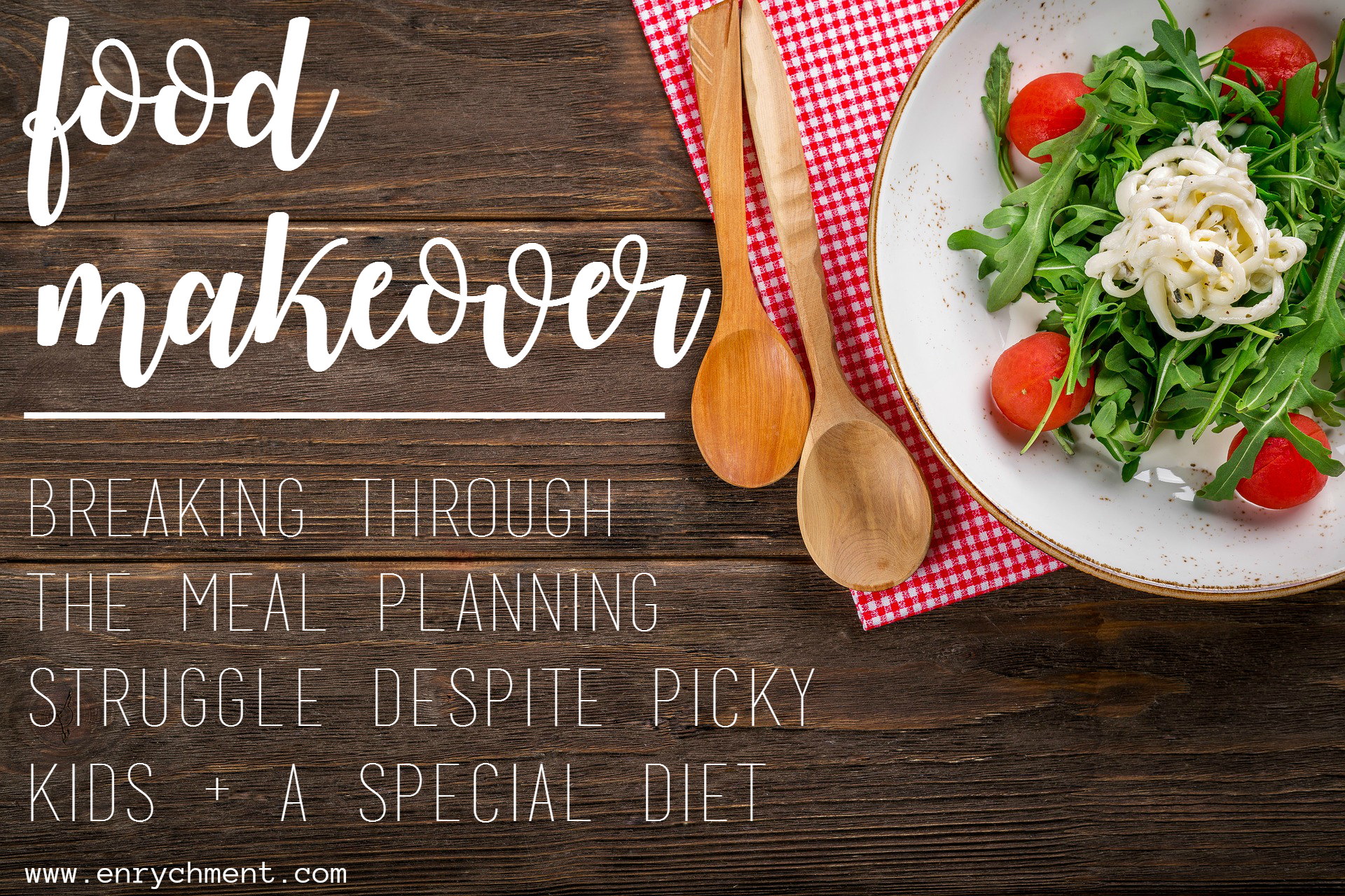 Food Makeover: adding ease and creativity to weekly meal planning with CSA & food delivery services!