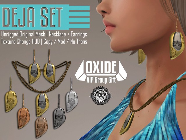 OXIDE Deja Set - Group Gift