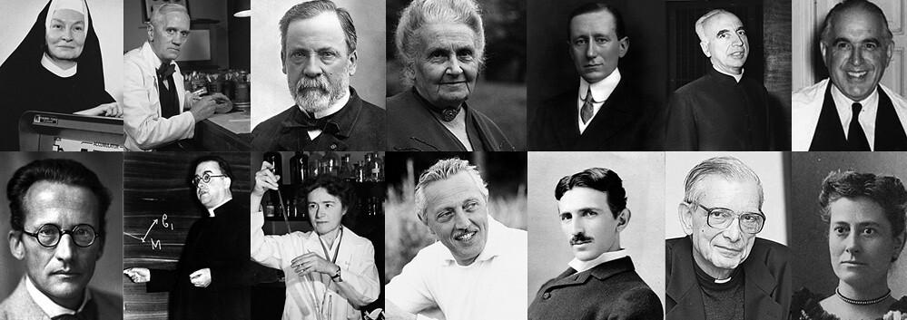 Matrimonio Catolico Con Un Ateo : 100 eminentes científicos cristianos porque no creer en dios no te