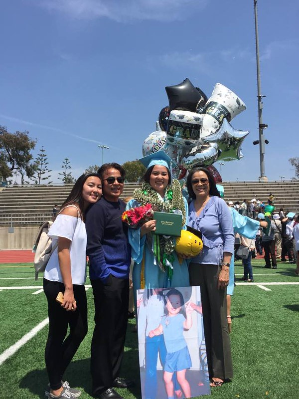 Tú Quyên's Graduation