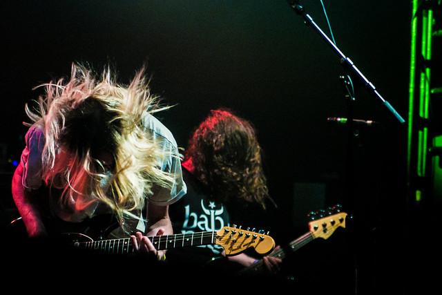 Pulled Apart By Horses - Camden Rocks Festival - 03/06/2017