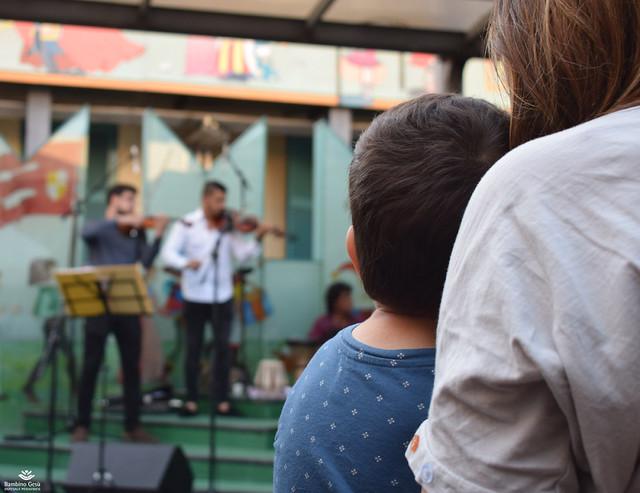 Festa della Musica 2017: due ore di musica live per i pazienti dell'Ospedale