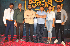 JayaJanakiNayaka Movie Pressmeet Stills
