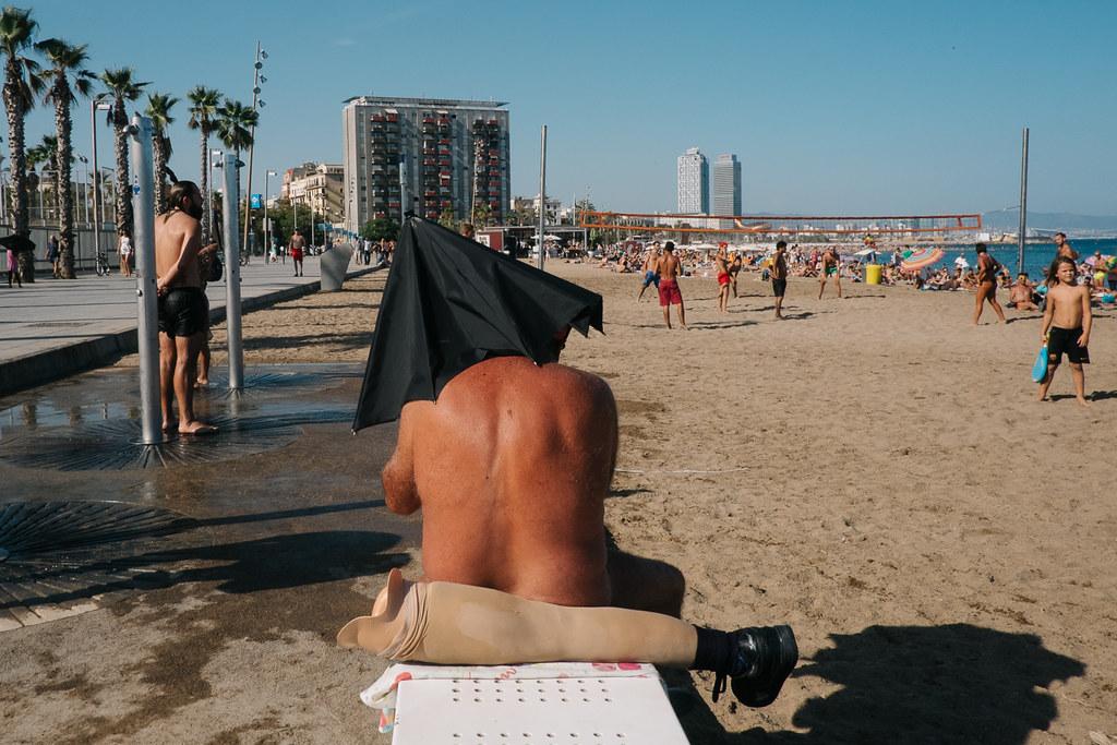 Barcelona, Spain   by f.d. walker
