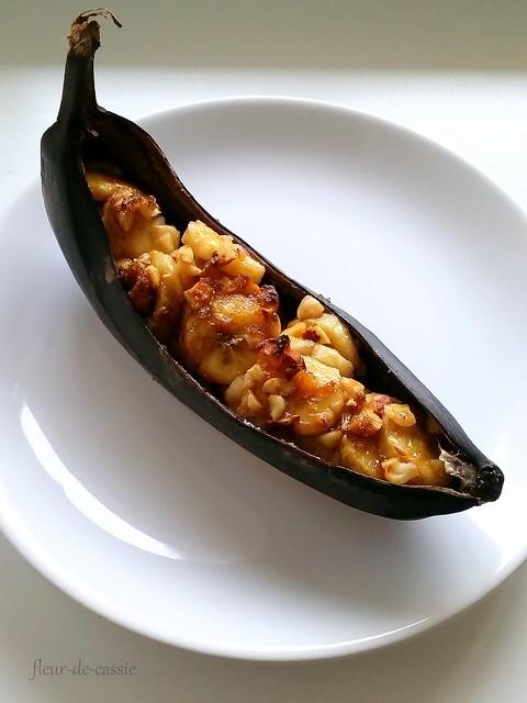 банан запеченный по-каталански
