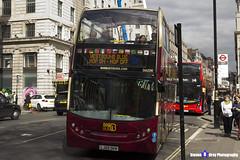 Alexander Dennis Enviro400 - LJ09 OKN - DA226 - Big Bus London - London 2017 - Steven Gray - IMG_9111