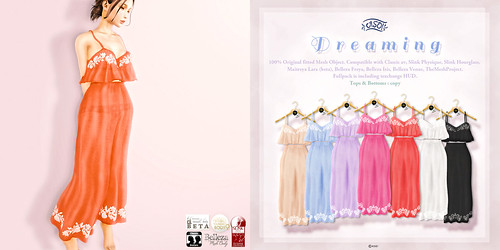 ASO!Dreaming 50%off 75%off! @SaNaRae | by MENI from ASO! & Soothe.