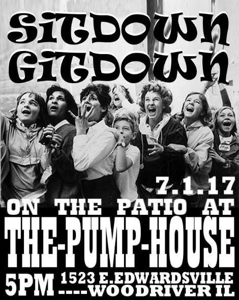 Sitdown Gitdown 7-1-17
