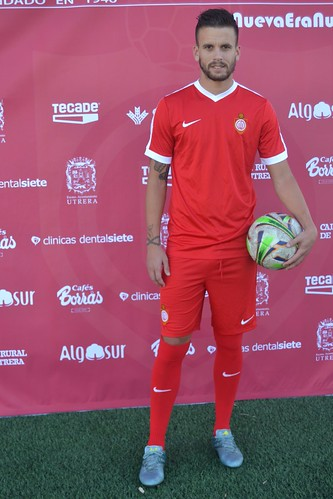 AionSur 35542699632_95a3cb7558_d Alex del Río ficha por el CD Utrera Deportes Fútbol