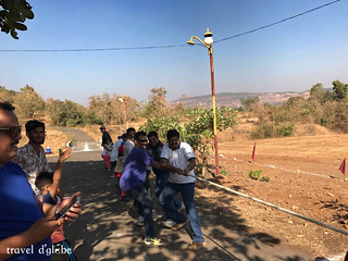 Fun Games at Karjat Camping