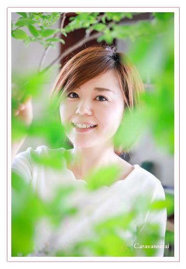 松森 愛知県瀬戸市 ビューティーアドバイザー キュアラ ノエビア プロフィール写真 ビジネス用  ホームページ ちらし