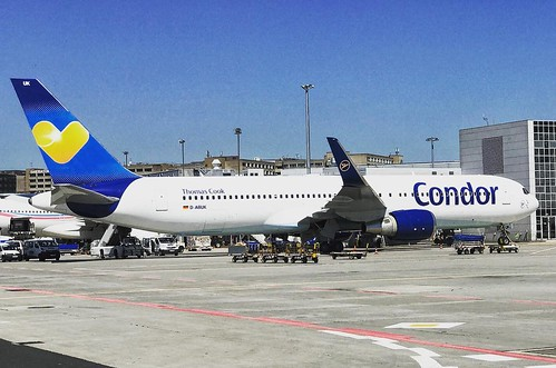 Condor Flüge Ankunft Frankfurt