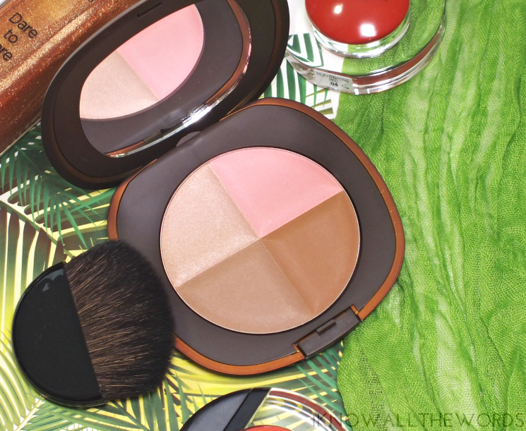elizabeth arden tropical escape FourEver bronze bronzing powder (1)