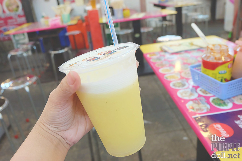 23 Honey Bitter Gourd Juice at Shilin Night Market (NTD 60)