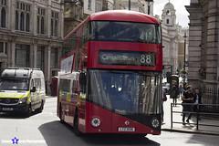 Wrightbus NRM NBFL - LTZ 1058 - LT58 - Camden Town 88 - Go Ahead London - London 2017 - Steven Gray - IMG_8706