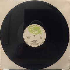 KONGAS:WHY CAN'T WE LIVE TOGETHER(RECORD SIDE-B)