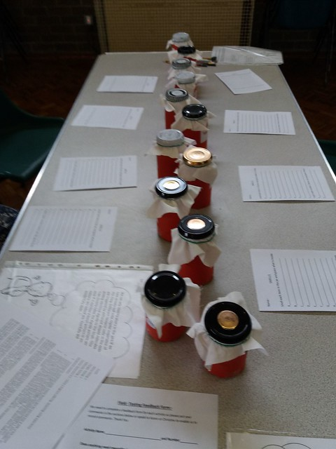 Smells activity from chapter 6 of Messy Church Does Science