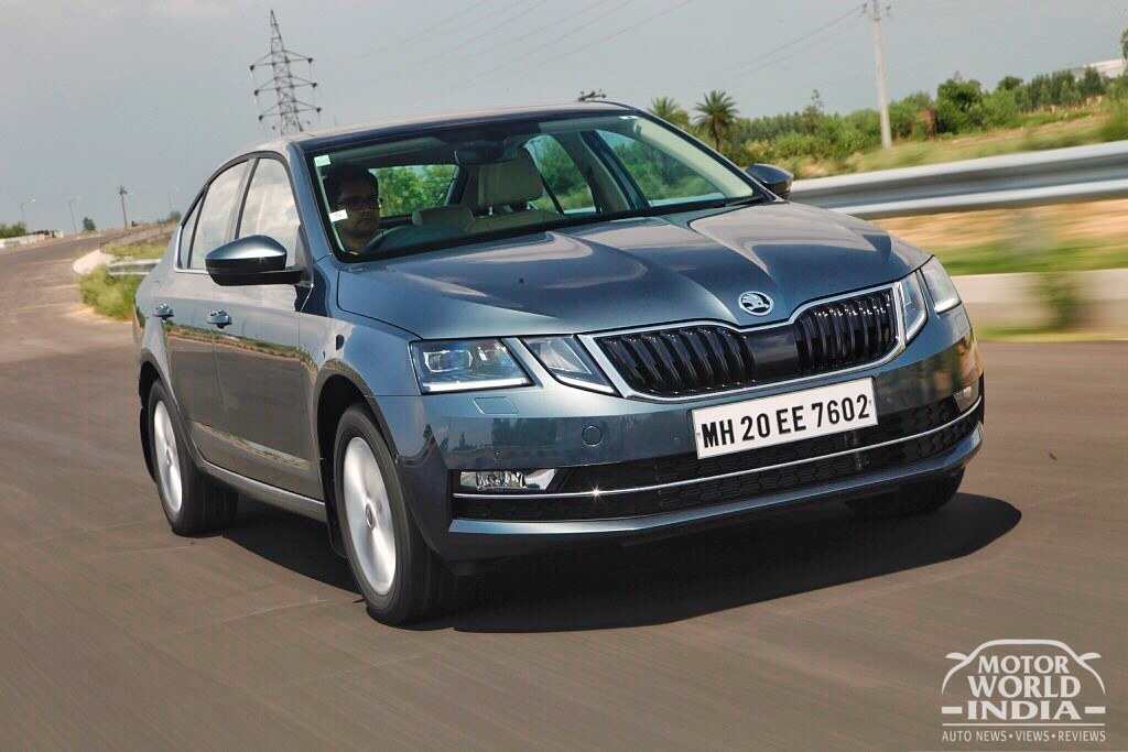 2017 Skoda Octavia Petroldiesel Dsg Review