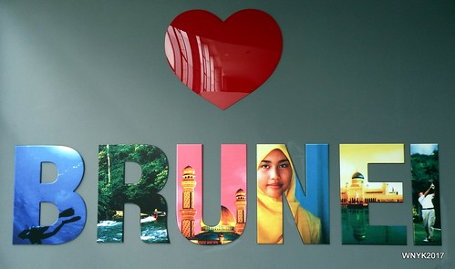 Love Brunei