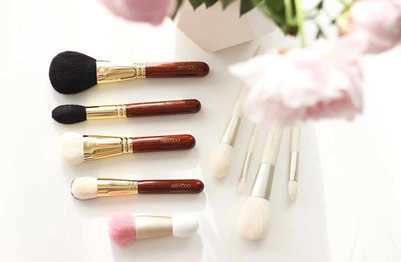 Bisyodo Japanese Brushes Review