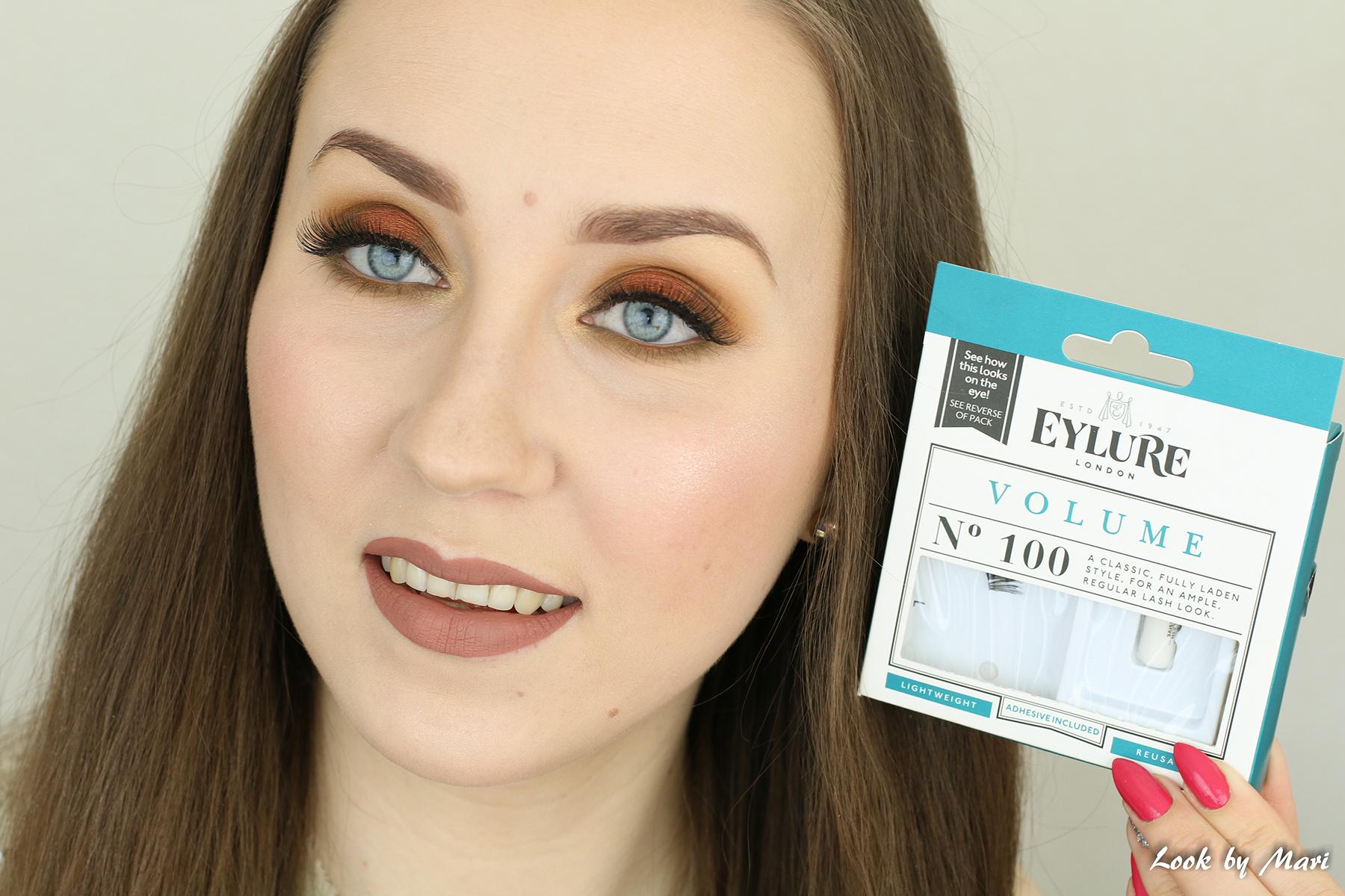 13 eylure volume n 100 kokemuksia review on the eyes silmissä meikki makeup
